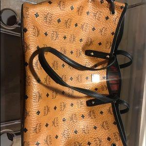 MCM 100% Authentic  Tote Bag